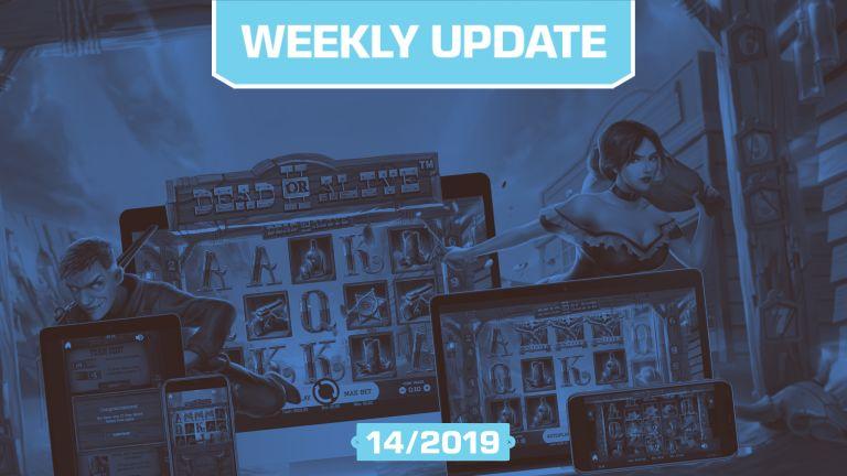 CasinoGrounds Weekly 14 Recap