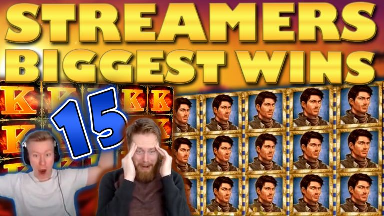 Casino Streamers Biggest Wins Compilation Video #15/2019