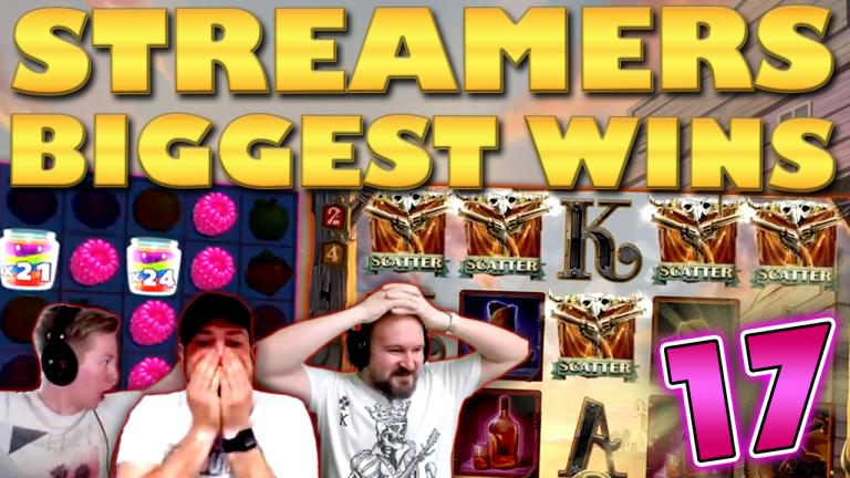 Casino Streamers Biggest Wins Compilation Video #17/2019