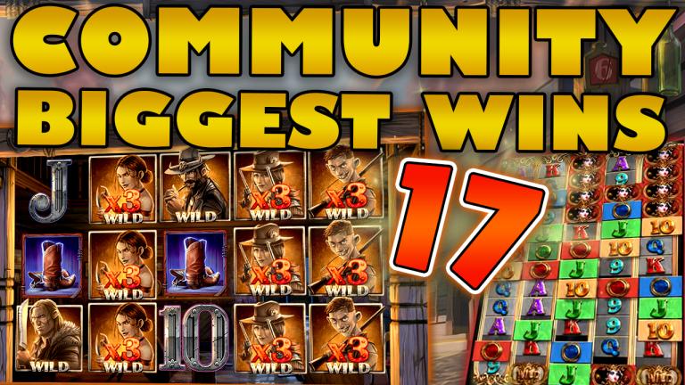 Community Big Wins Slots Compilation Video: #17/2019