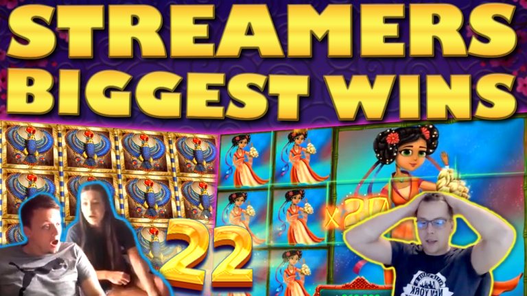 Casino Streamers Biggest Wins Compilation Video #22/2019