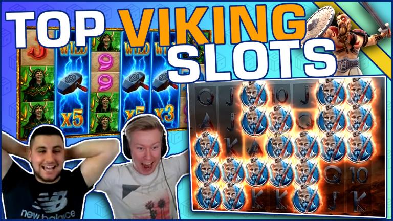 Top Viking Slot Wins