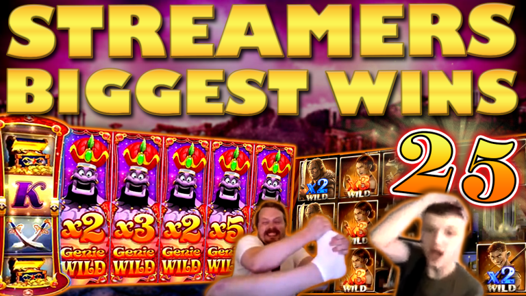 Casino Streamers Biggest Wins Compilation Video #25/2019