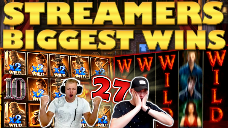 Casino Streamers Biggest Wins Compilation Video #27/2019