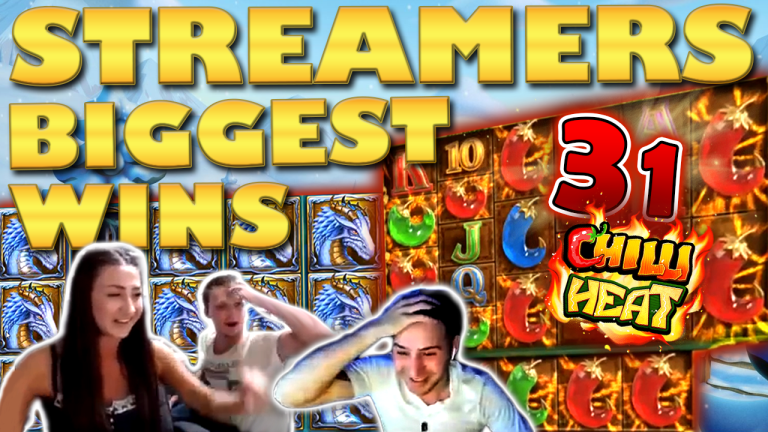 Casino Streamers Biggest Wins Compilation Video #31/2019