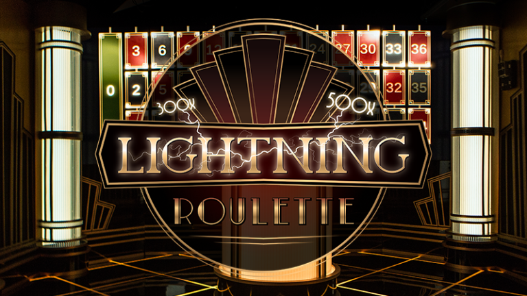 Evolution Lightning Roulette