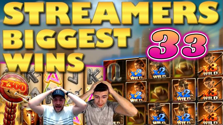 Casino Streamers Biggest Wins Compilation Video #33/2019