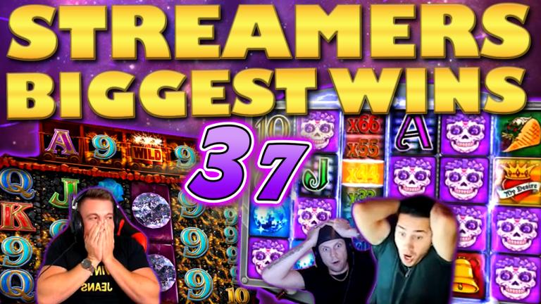 Casino Streamers Biggest Wins Compilation Video #37/2019