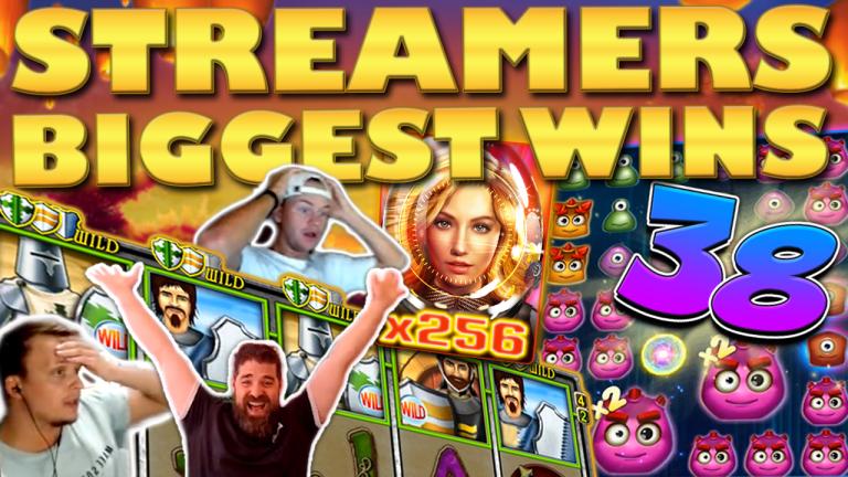 Casino Streamers Biggest Wins Compilation Video #38/2019