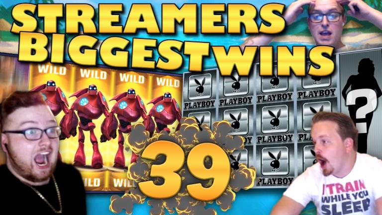 Casino Streamers Biggest Wins Compilation Video #39/2019