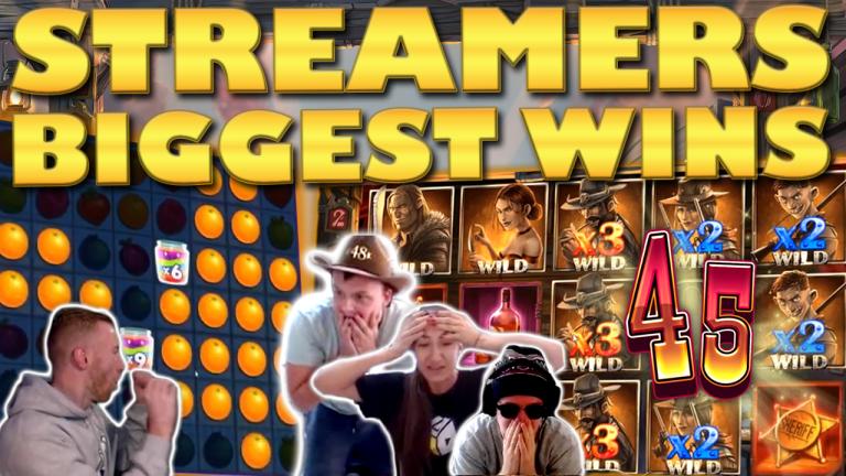 Casino Streamers Biggest Wins Compilation Video #45/2019