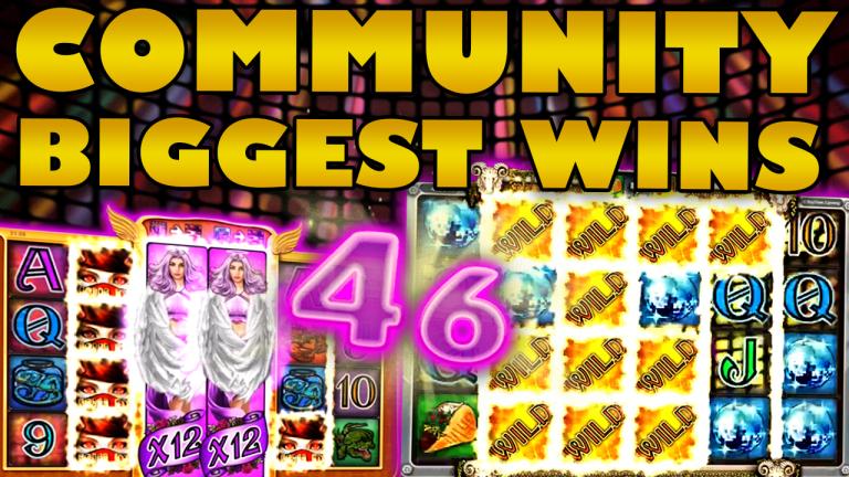 Community Big Wins Slots Compilation Video: #46/2019