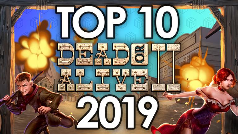 Top Ten Dead or Alive 2 Wins of 2019