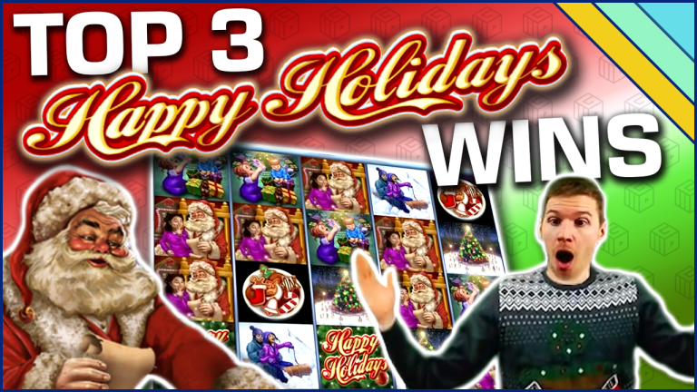 Top 3 Happy Holidays Wins