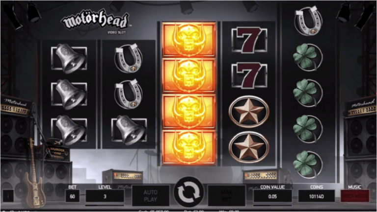 Motörhead Slot Review