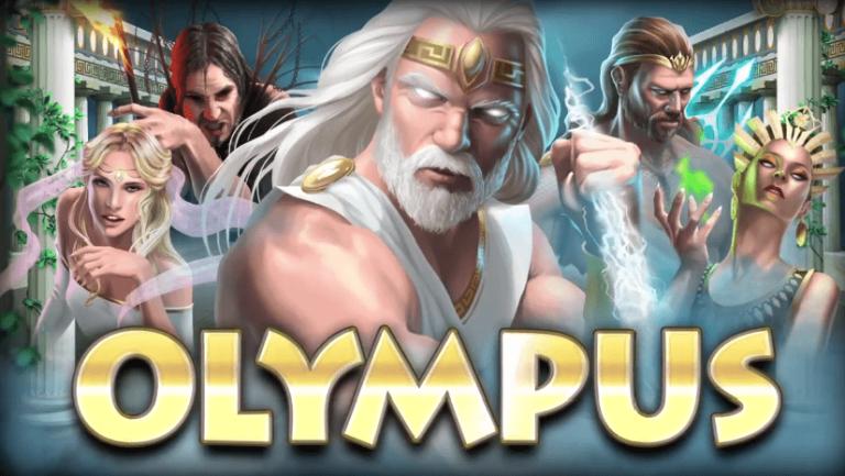 NEW SLOT: REVIEW Olympus (Genesis Gaming)