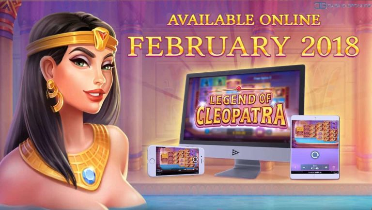 New Slot Review –  Playson – Legend of Cleopatra