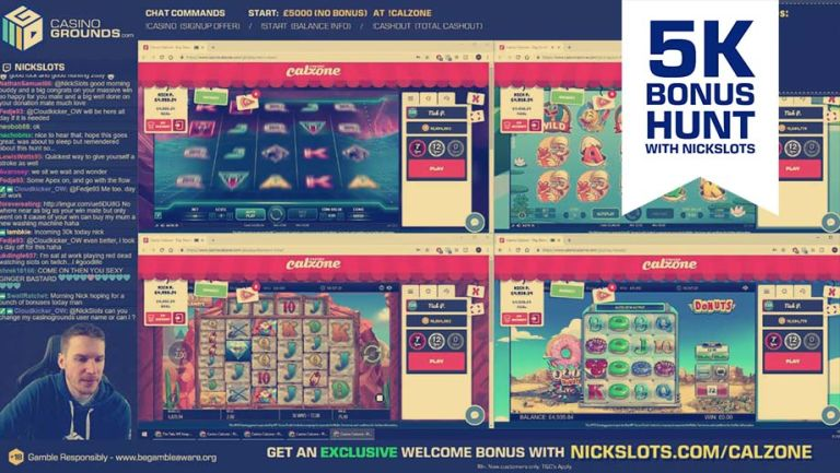 [Results Are in!] NickSlots £5.000 Bonus Hunt - Join, Guess the Outcome and Win 10%