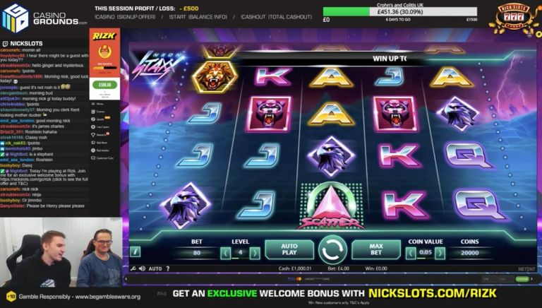 Nickslots Q&A with Big Time Gaming CEO Nik Robinson