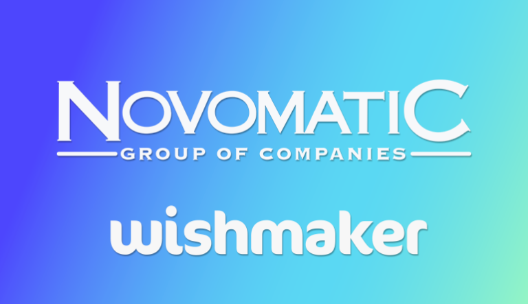 Novomatic Games now available at Dunder and Wishmaker