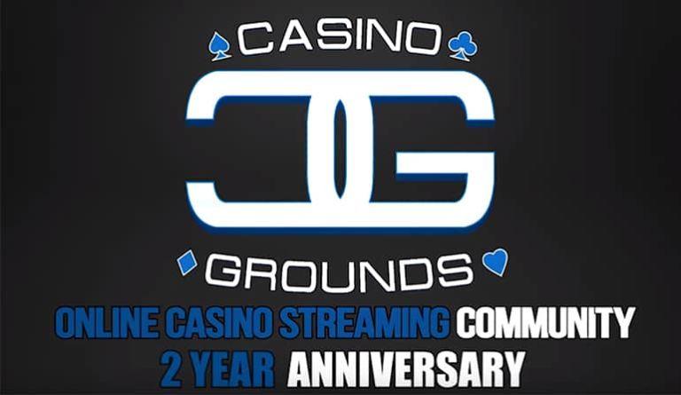 Recap of the CasinoGrounds 2 Year Anniversary