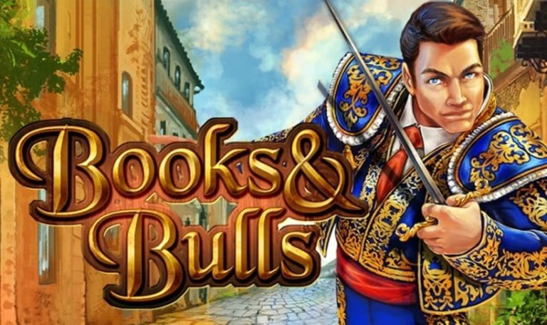NEW SLOT: REVIEW Books & Bulls (Bally Wulff)