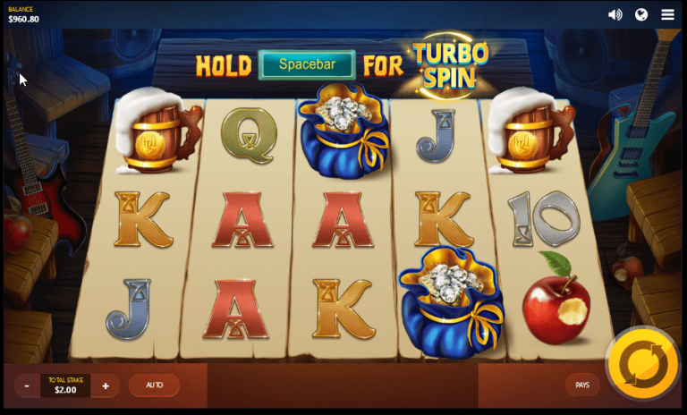 Snow Wild and the Seven Features Slot