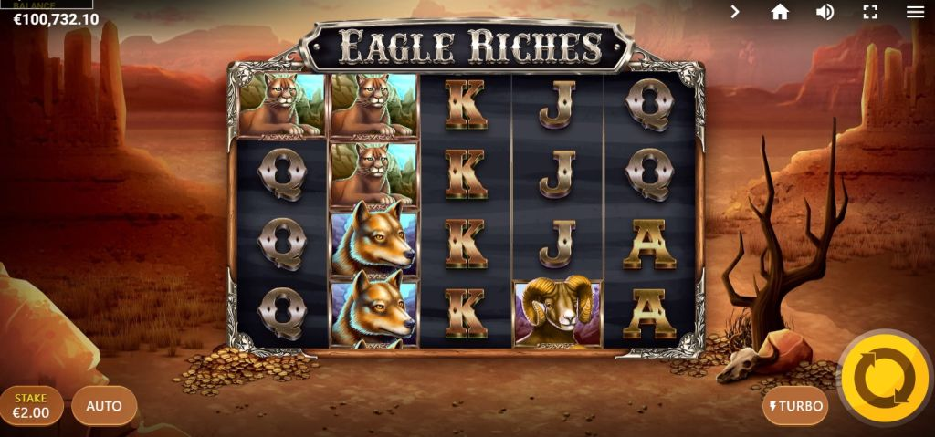 slots-Eagle-Riches-slot-mainpage