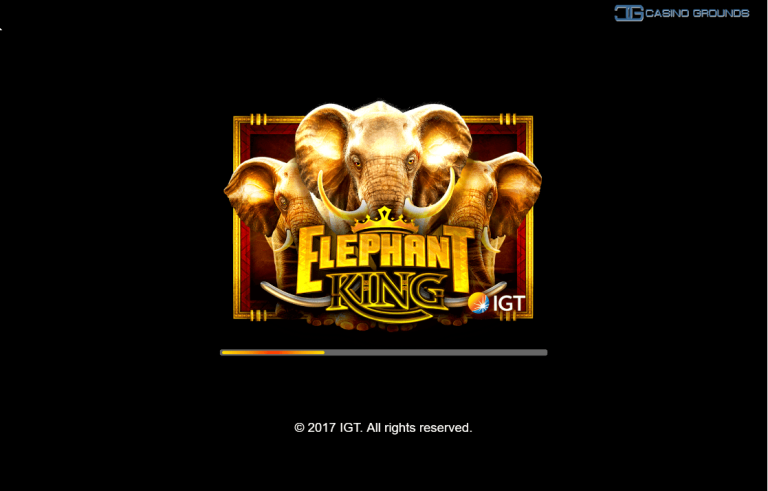 New Slot Review – IGT - Elephant King