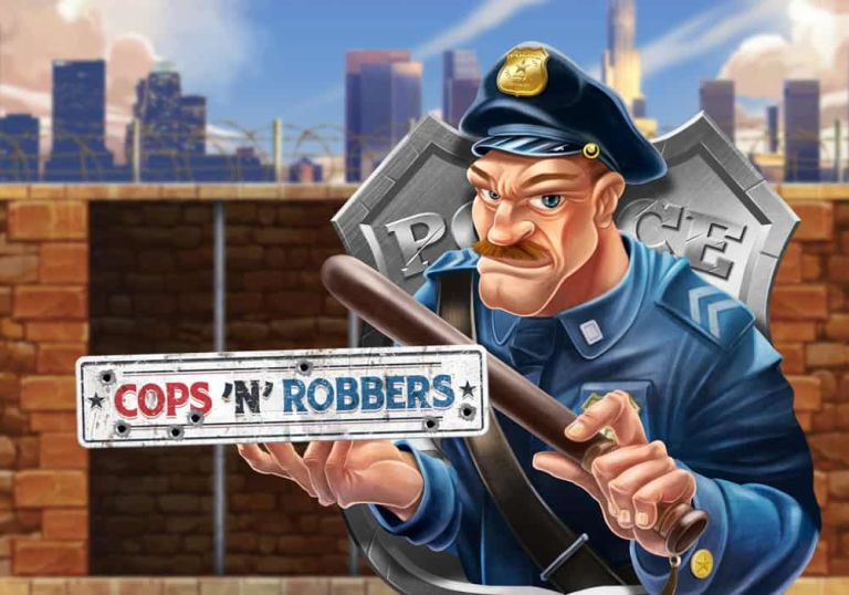 Video Slot Review – Cops'n Robbers - Play'n Go