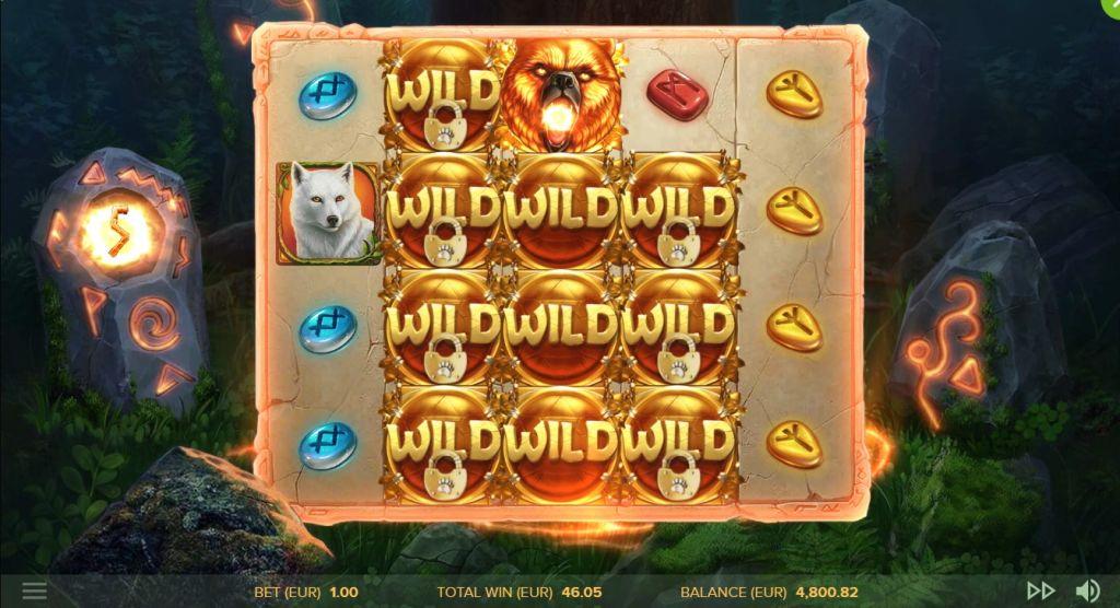 Druids_Dream_Freespins_Win