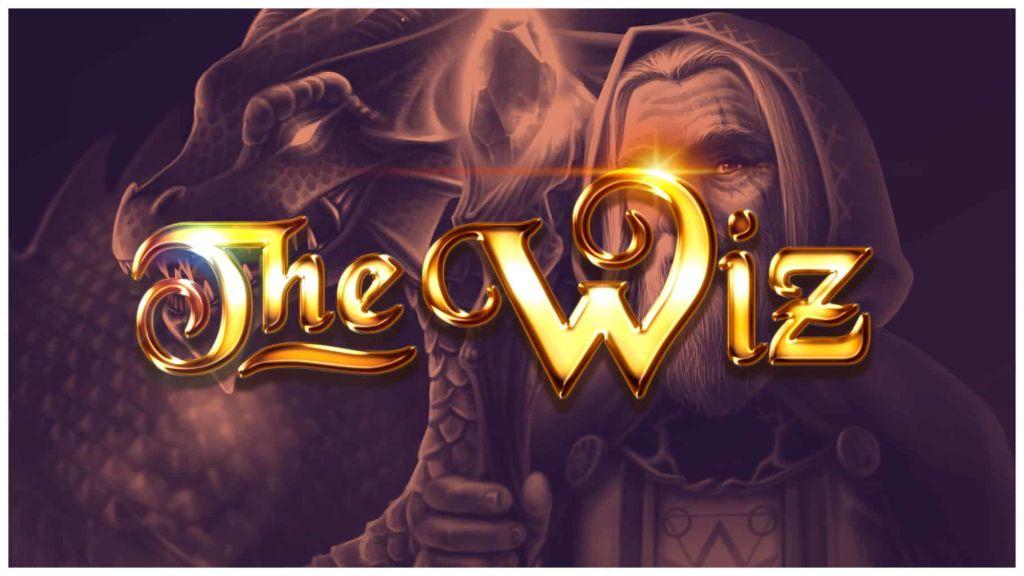 Game Logo The wiz from ELK gaming
