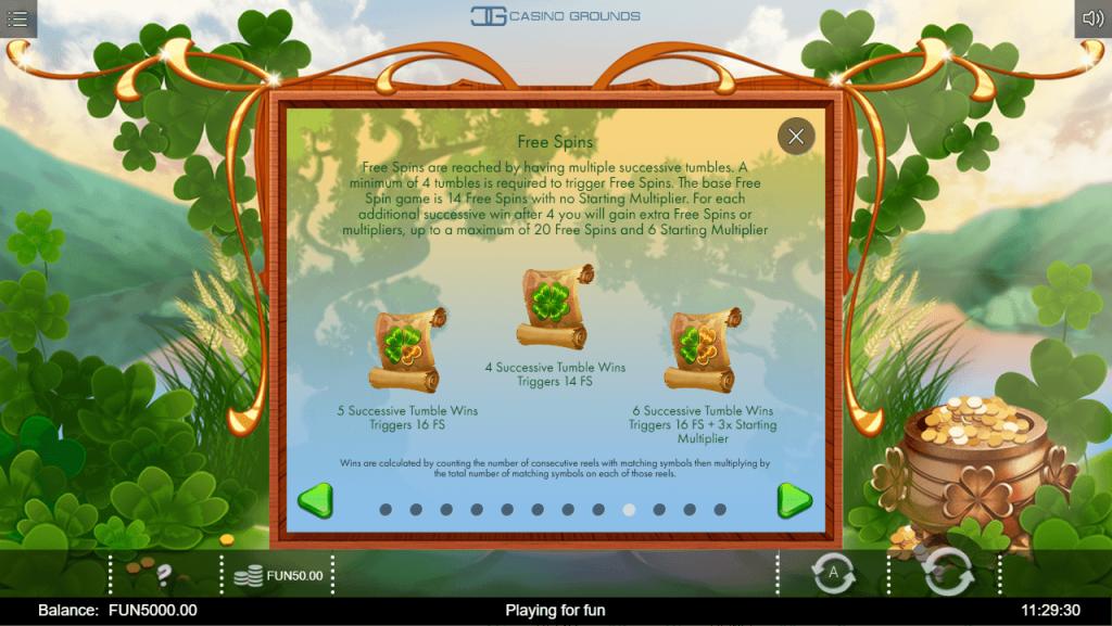 Iron Dog - Rainbow Wilds - Freespins 1 - casinogroundsdotcom