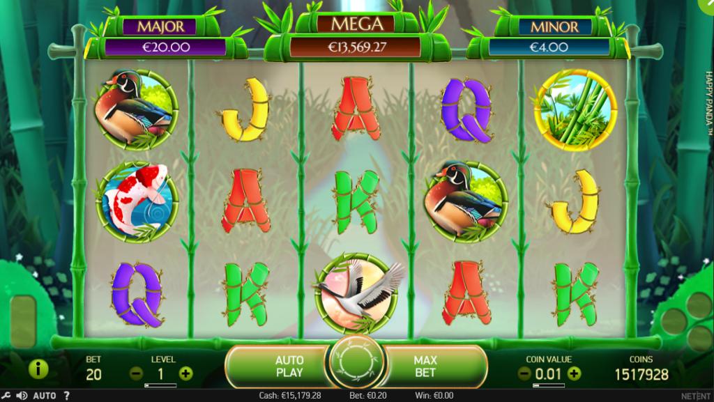 Slot_Happy_Panda_slot_Main