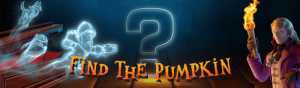 Casingorounds Competition: Find the pumpkin!