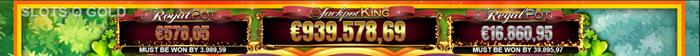 Slots O' Gold Jackpot Game Of The Week By Blueprint