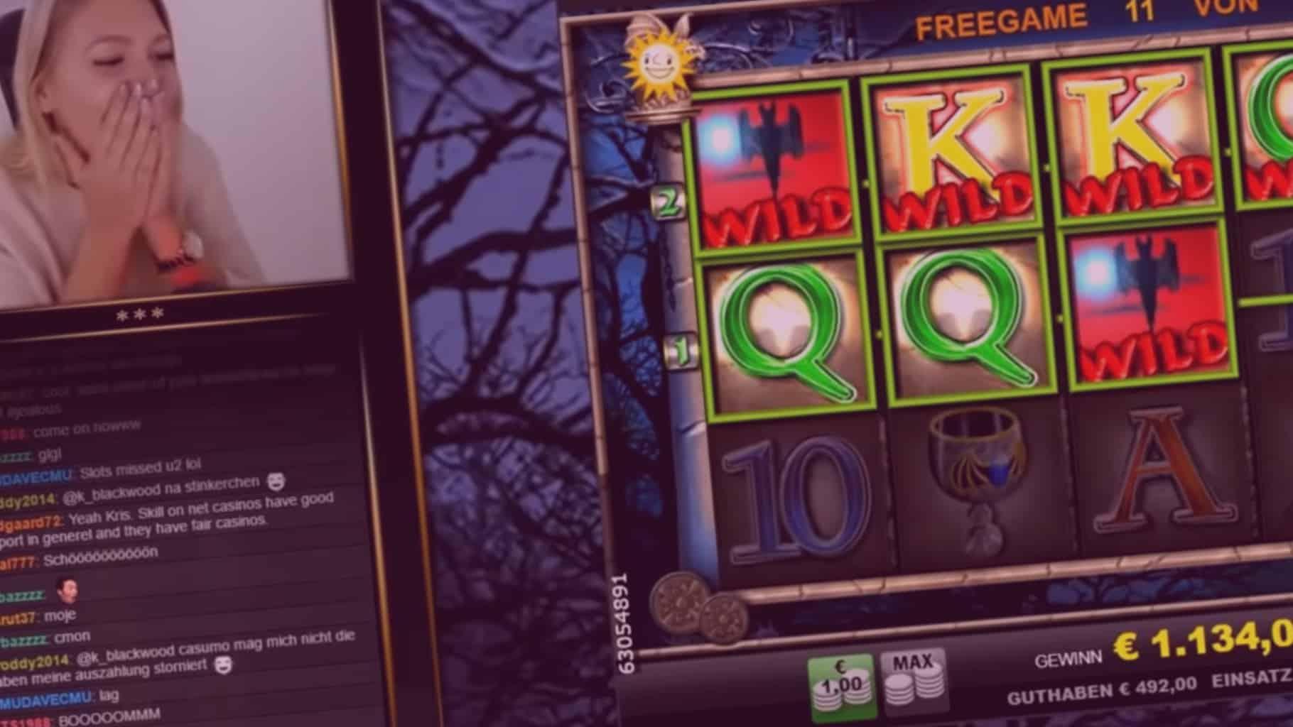Welcome to k_blackwod to CasinoGrounds!