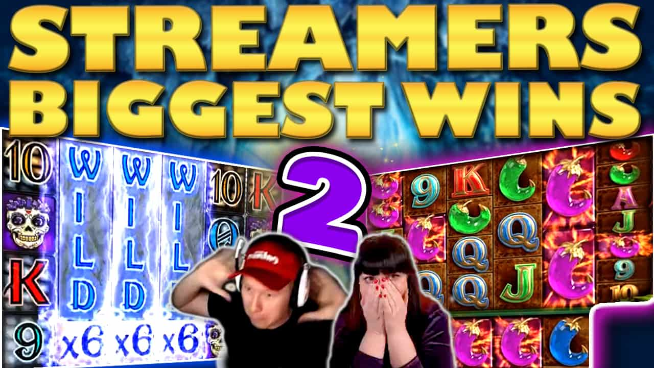 Watch the biggest casino streamer wins for week 2 2019
