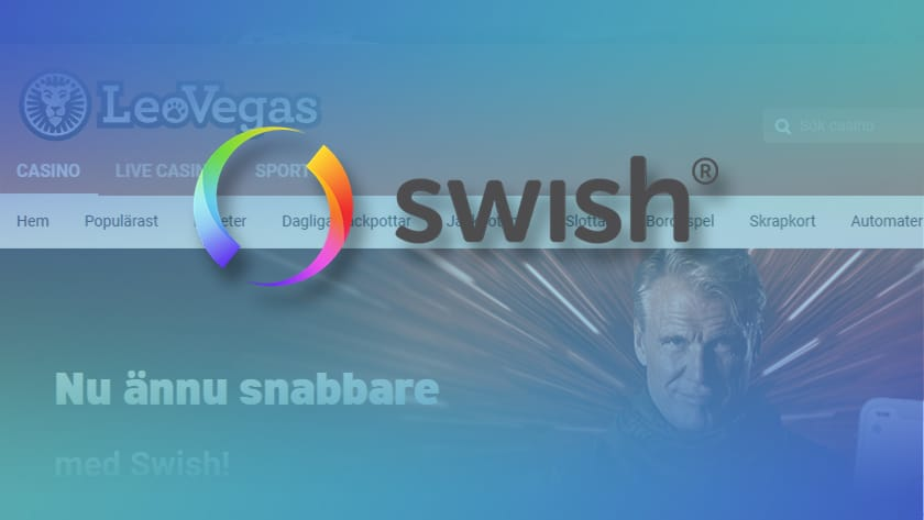 Swish Casinos now a thing. -LeoVegas leading the way for instant deposits in sweden
