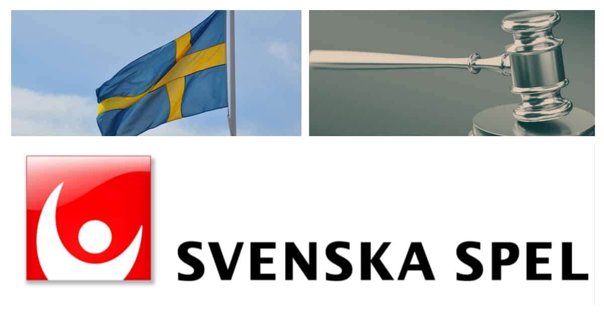 Image showing Svenska Spel who's currently suing Casino Cosmopol
