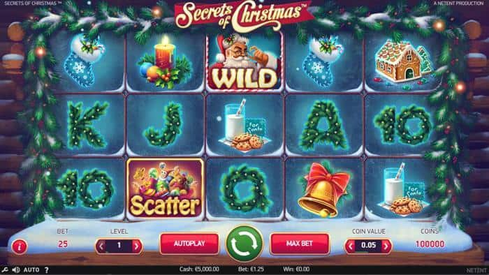 secret of christmas - article