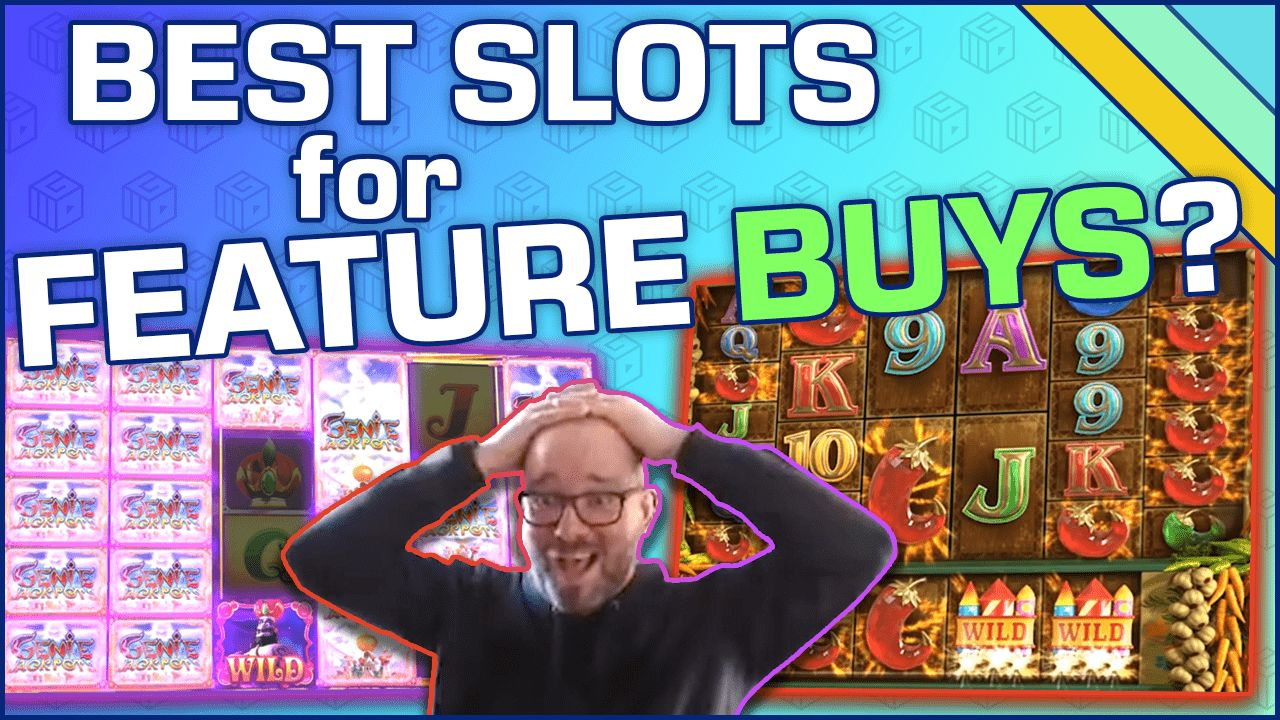 Big Wins from Bonus buy games