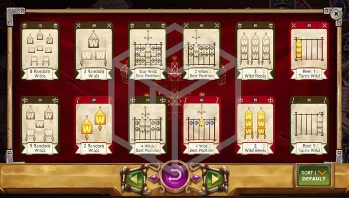 yggdrasil - baron samedi. Image showing collection