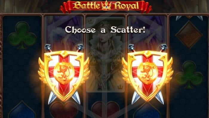 Battle Royal from play'n go full Review - Scatter Win