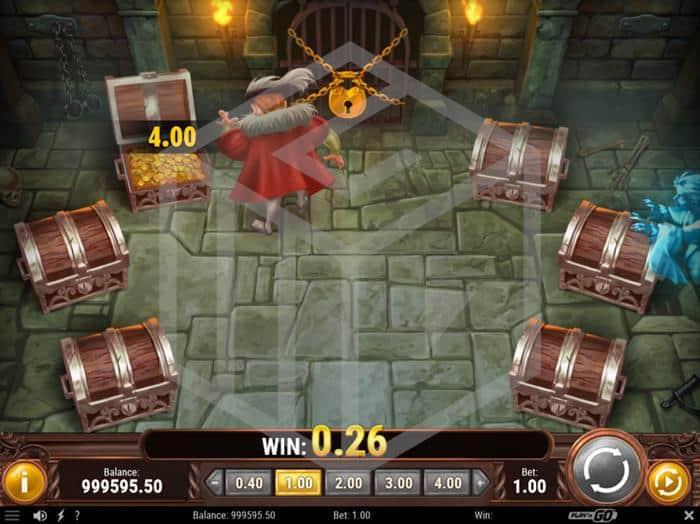 Battle Royal from play'n go full Review - Bonus Picker