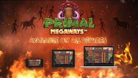 New MegaWays Slot from Blueprint: Primal
