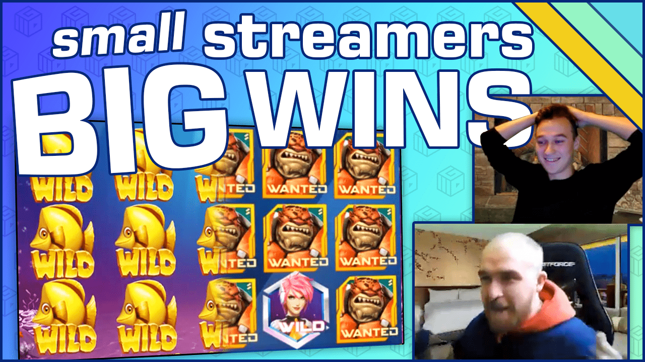 Small streamers Big wins