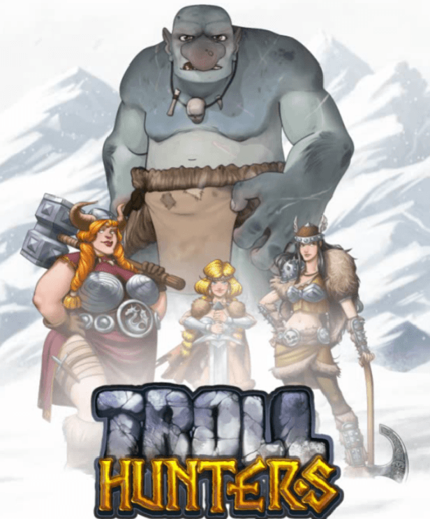 Troll Hunters Slot Review