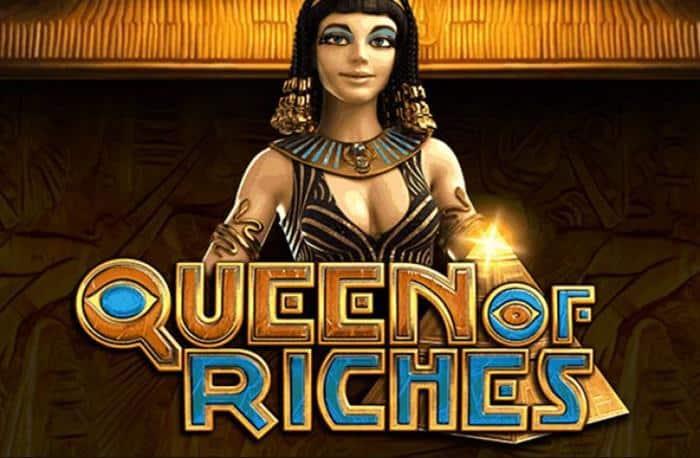 BTG - Queen of Riches - logo