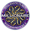 Who Wants to be a millionaire slot logo: exclusive stream at CasinoGrounds